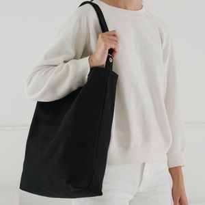 Baggu Canvas Duck Bag in Black
